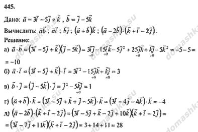 гдз по алгебре бутузов